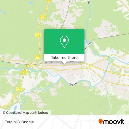 Terpini'S map