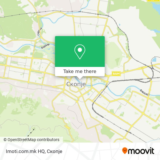 Imoti.com.mk HQ map