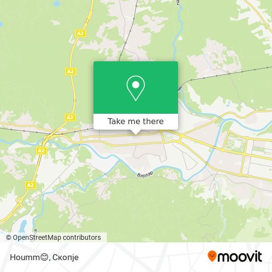 Houmm😊 map