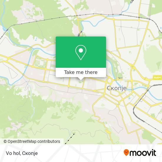 Vo hol map