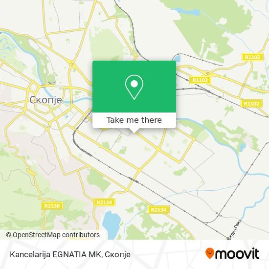 Kancelarija EGNATIA MK map