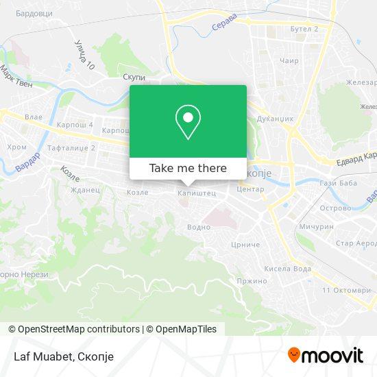 Laf Muabet map