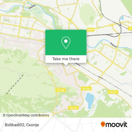 Bidibadi02 map