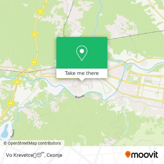 Vo Krevetce📱😴 map