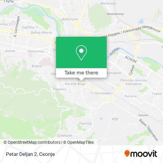 Petar Deljan 2 map