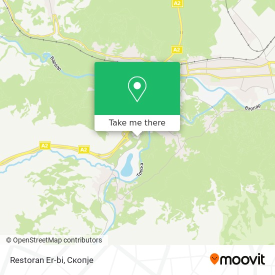 Restoran Er-bi map