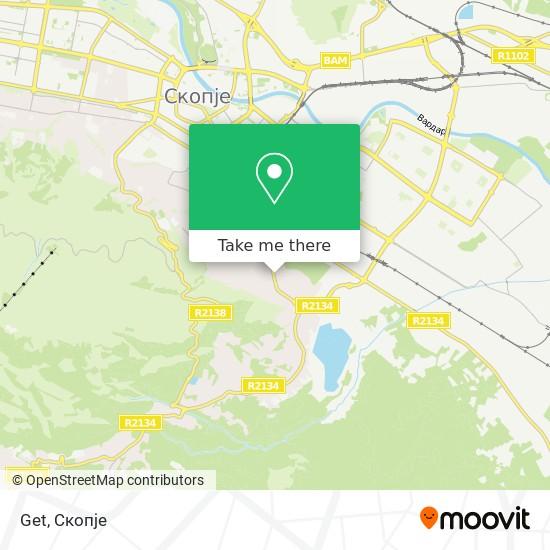 Get map