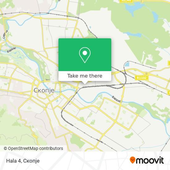 Hala 4 map
