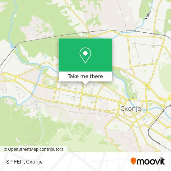 SP FEIT map
