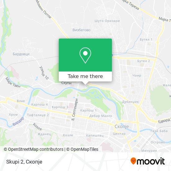 Skupi 2 map