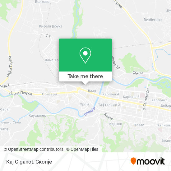 Kaj Ciganot map