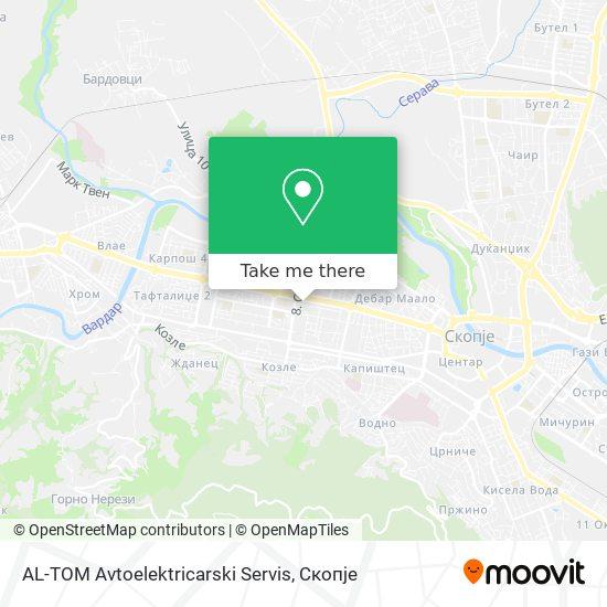 AL-TOM Avtoelektricarski Servis map
