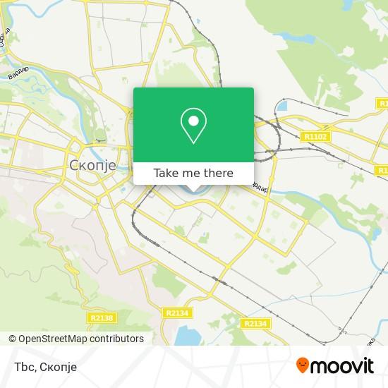 Tbc map