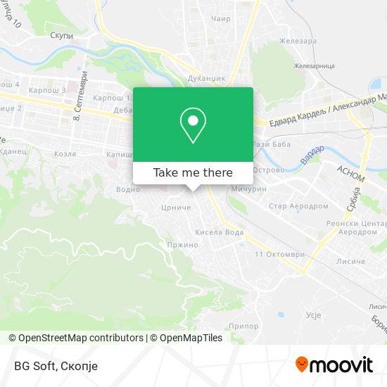 BG Soft map