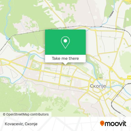 Kovacevic map