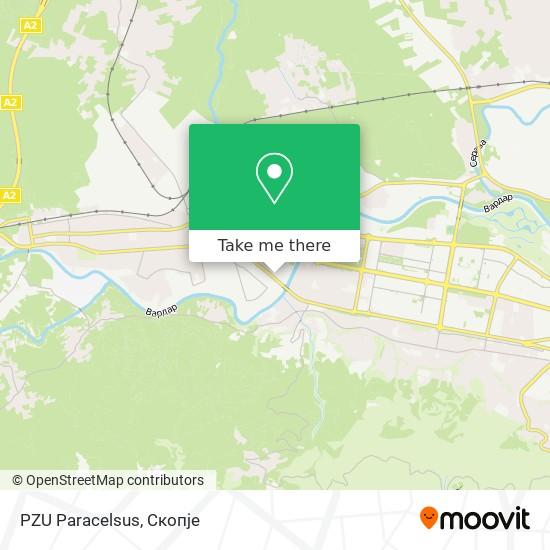 PZU Paracelsus map