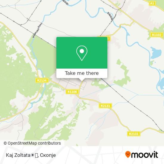 Kaj Zoltata☀️💛 map