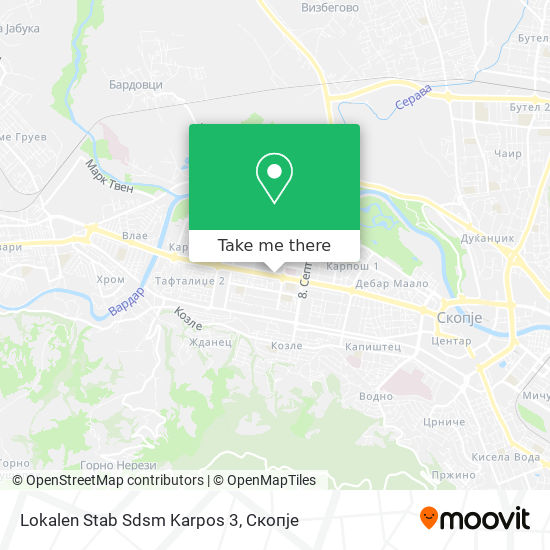 Lokalen Stab Sdsm Karpos 3 map