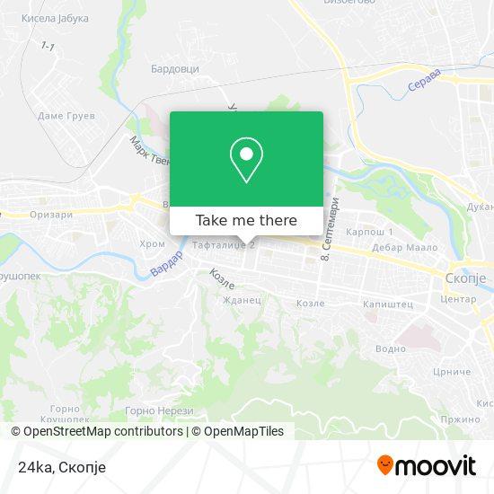 24ka map