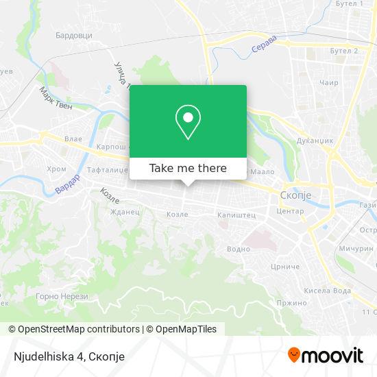Njudelhiska 4 map