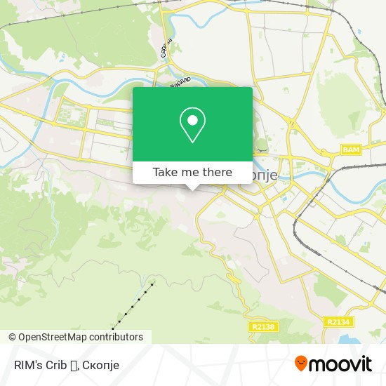 RIM's Crib 🎭 map