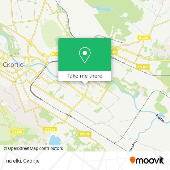 na elki map