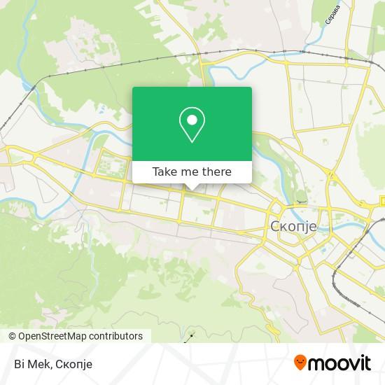 Bi Mek map
