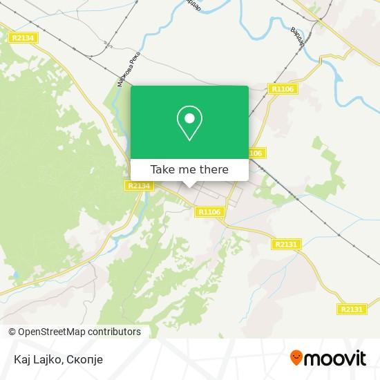 Kaj Lajko map