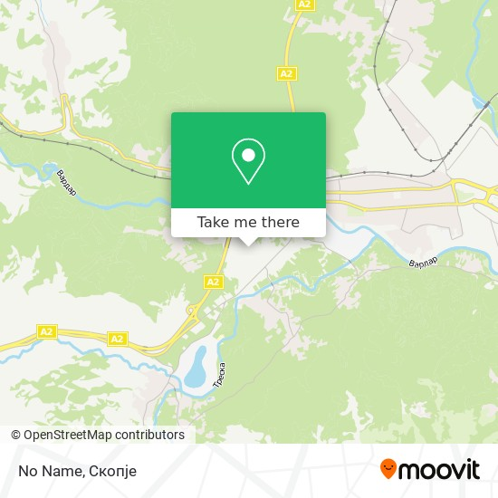 No Name map