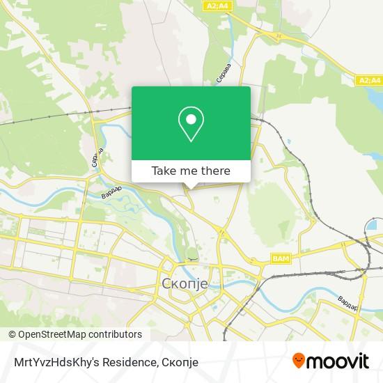 MrtYvzHdsKhy's Residence map