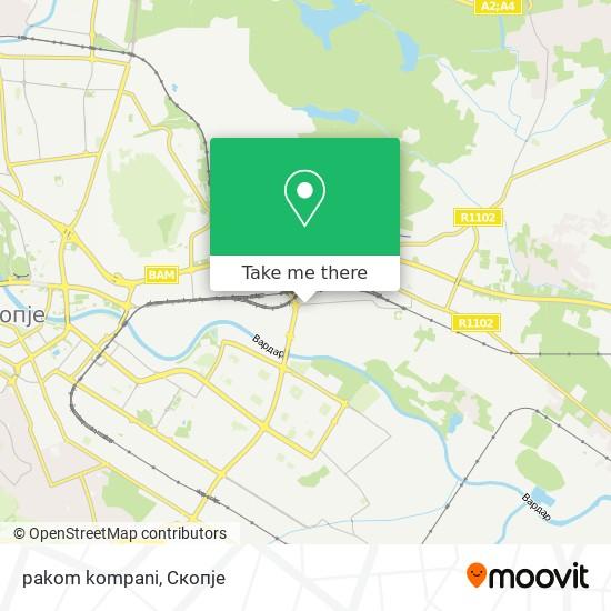 pakom kompani map