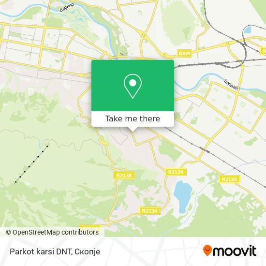 Parkot karsi DNT map