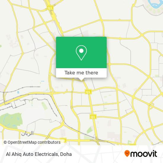 Al Ahiq Auto Electricals map