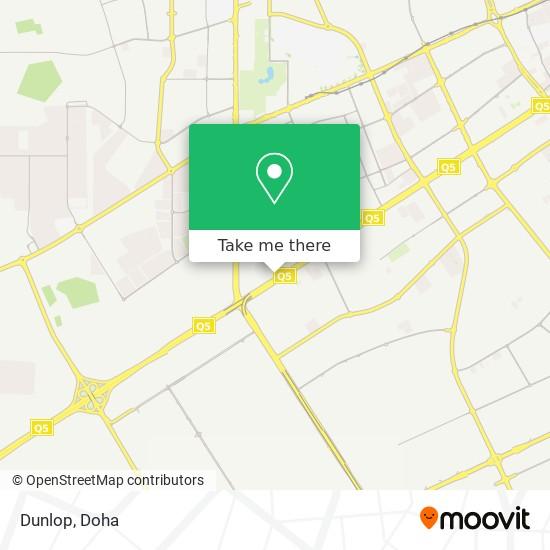 Dunlop map