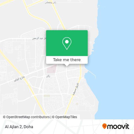 Al Ajlan 2 map