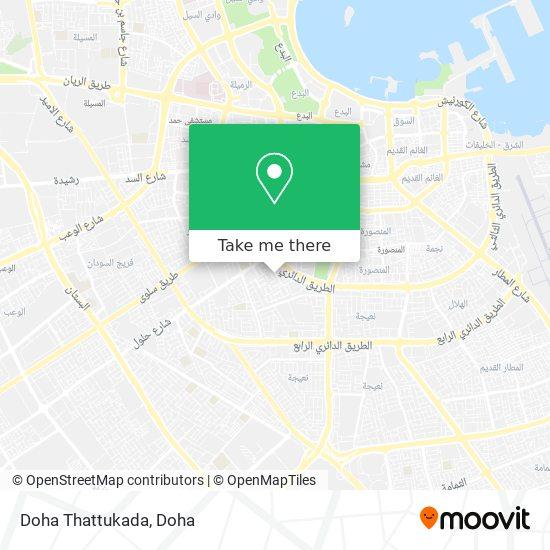 Doha Thattukada map