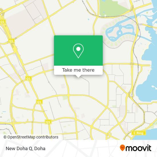 New Doha Q map