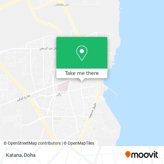 Katana map