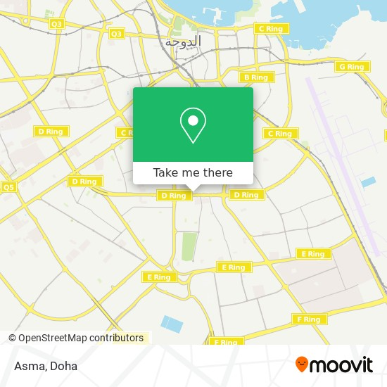 Asma map