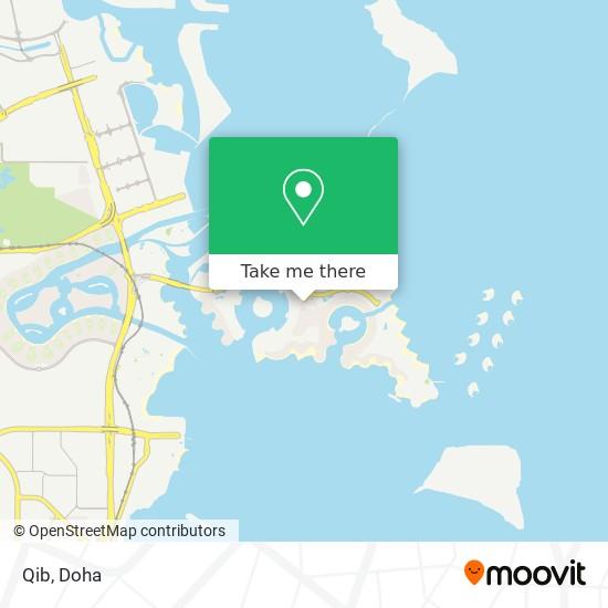 Qib map