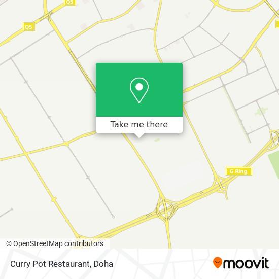 Curry Pot Restaurant map
