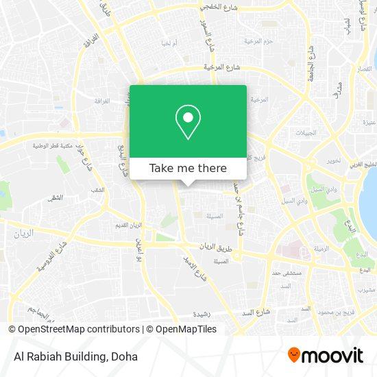 Al Rabiah Building map