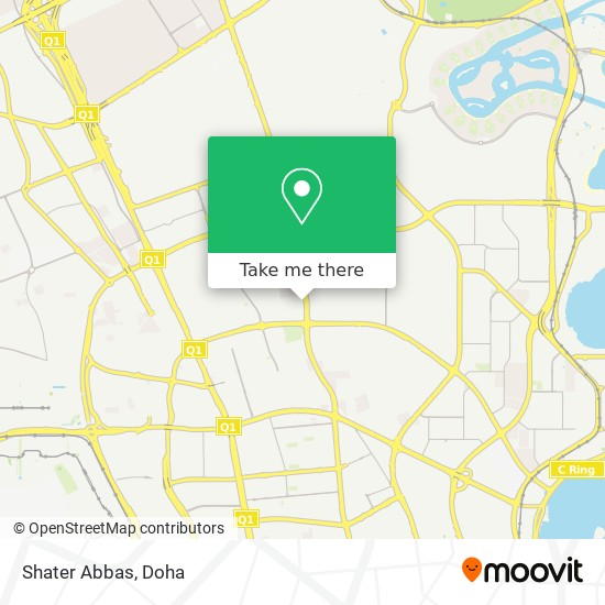 Shater Abbas map