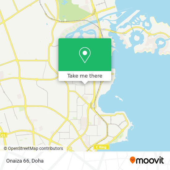 Onaiza 66 map