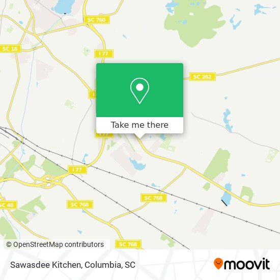 Como Llegar A Sawasdee Kitchen En Columbia En Autobus Moovit