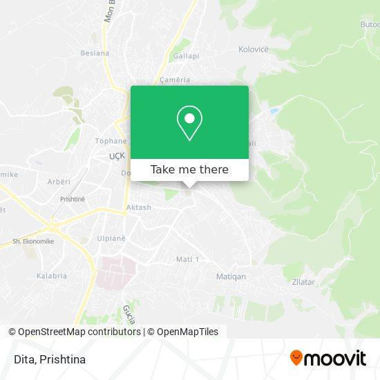 Dita map