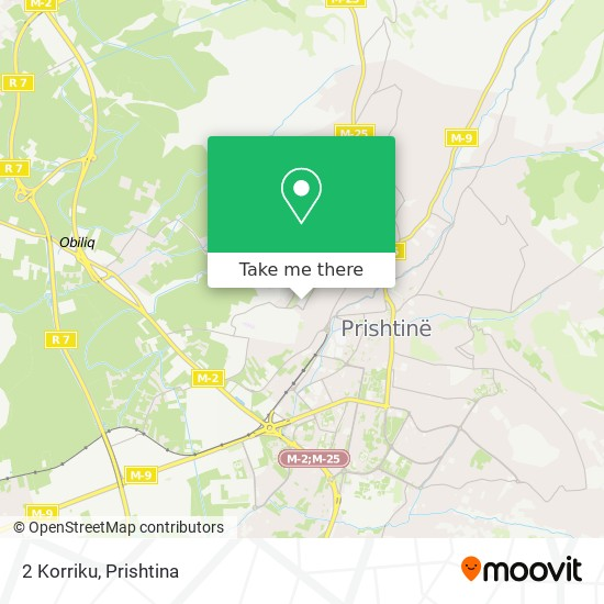 2 Korriku map