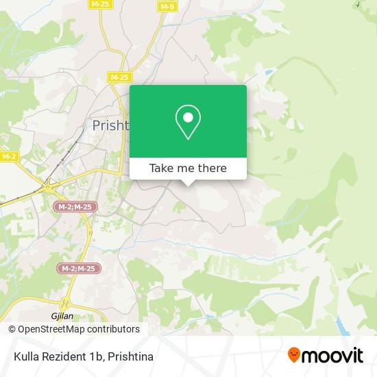 Kulla Rezident 1b map