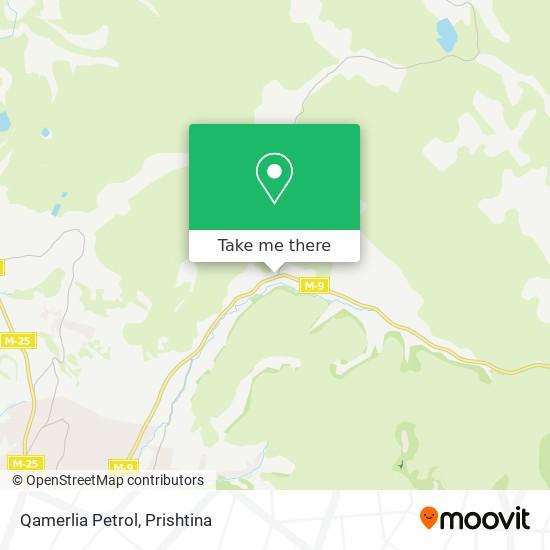 Qamerlia Petrol map