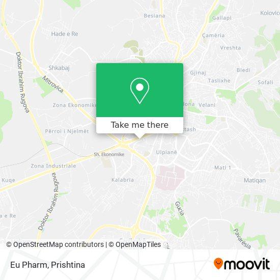 Eb Pharmacy map